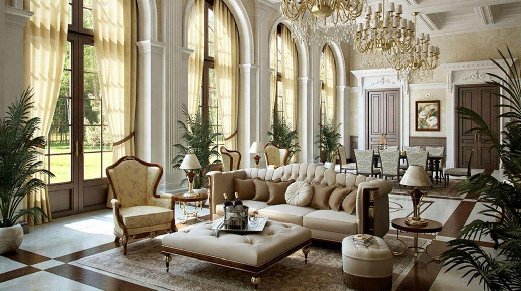 Modern Klasik Ev Dekorasyonu Nasıl Olmalı
